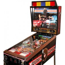 Data East Secret Service Pinball Machine